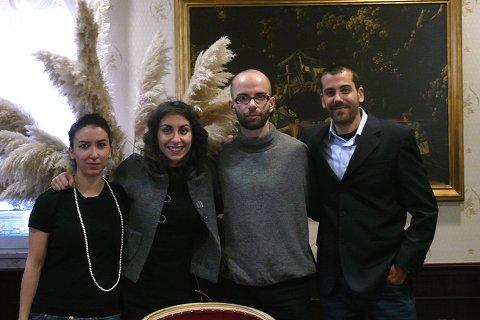 1° novembre 2008, Rimini: Consegna dei premi di laurea UAAR