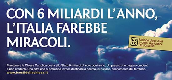 Con 6 miliardi l'anno l'Italia farebbe miracoli