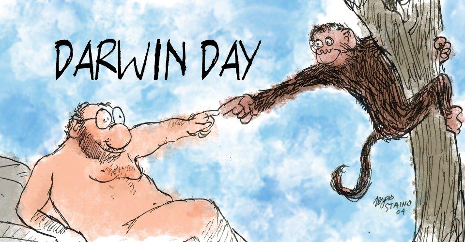 Al via i Darwin Day Uaar 2016